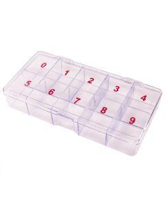Leere Box für 500 Tips