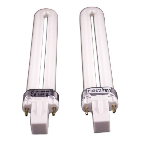 1 - 16 x 9W UV-Röhre