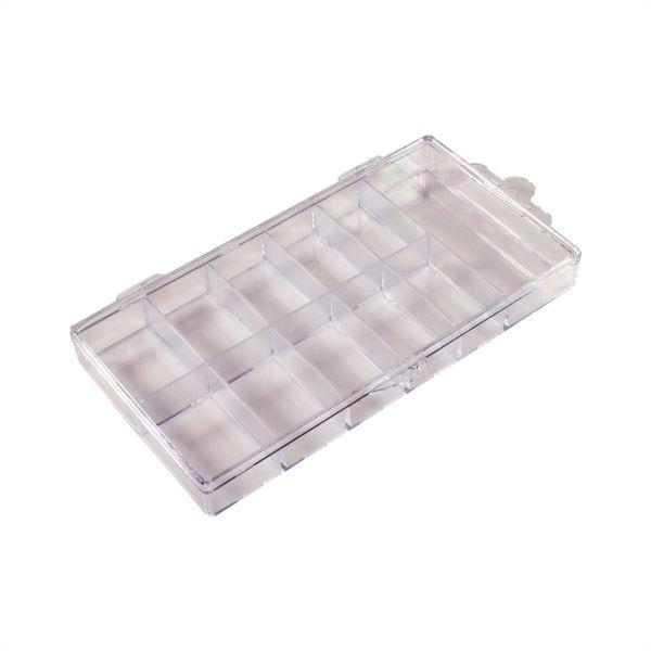 Leere Box für 70 - 100 Tips