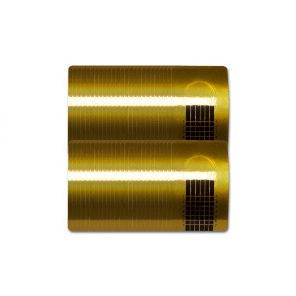 """Modellierschablonen """"Gold"""" 50 Stk."""