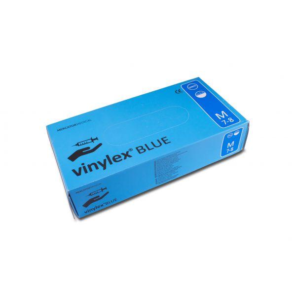 vinylex Blue Vinyl Gepudert Blau 100 M