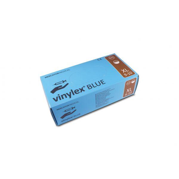 vinylex Blue Vinyl Gepudert Blau 100 XL