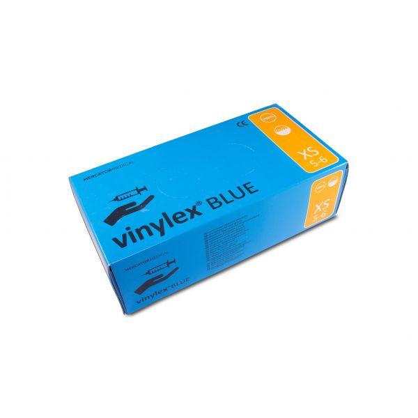 vinylex Blue Vinyl Gepudert Blau 100 XS
